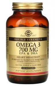 Solgar Double Strength Omega-3 700 mg