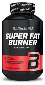 Biotech Usa Super Fat Burner Tauku Dedzinātāji Svara Kontrole