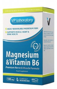 VP laboratory Magnesium & Vitamin B6