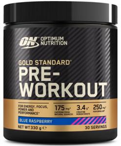 Optimum Nutrition Gold Standard Pre-Workout Treeningueelsed segud