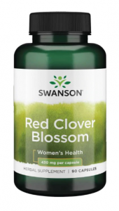 Swanson Red Clover Blossom 430 mg