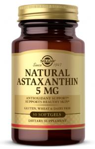 Solgar Natural Astaxanthin 5 mg