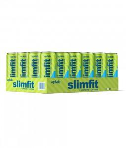 VPLab SlimFit L-Carnitine + Caffeine 330 ml x 24 gab. (kaste)