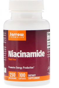 Jarrow Formulas Niacinamide 250 mg