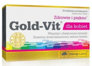 Olimp Gold-Vit for Women