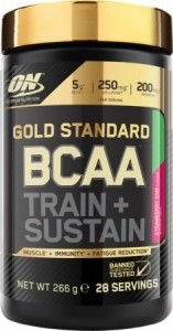 Optimum Nutrition Gold Standard BCAA Amino Acids Intra Workout