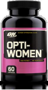 Optimum Nutrition Opti-Women Sports Multivitamins