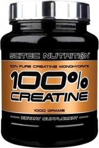 Scitec Nutrition 100% Creatine Monohydrate Kreatinas