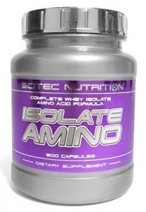 Scitec Nutrition Isolate Amino Аминокислоты