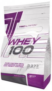 Trec Nutrition Whey 100 Концентрат Сывороточного Белка, WPC Протеины
