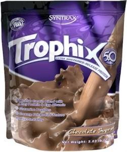 Syntrax Trophix 5.0 Casein Proteins
