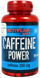 Activlab Caffeine Power Pre Workout & Energy