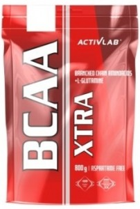 Activlab BCAA Xtra L-Glutamine Amino Acids Post Workout & Recovery