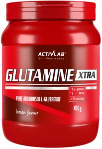 Activlab Glutamine Xtra L-Glutamine L-Taurine Amino Acids Post Workout & Recovery