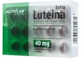 Activlab Lutein Extra