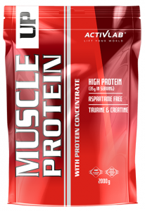 Activlab Muscle Up L-Taurine Proteins Amino Acids Creatine