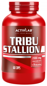 Activlab Tribu Stallion Tribulus Terrestris Поддержка Уровня Тестостерона