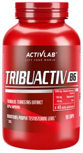 Activlab Tribuactiv B6 ZMA Tribulus Terrestris Testosterone Level Support