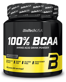 Biotech Usa 100% BCAA Amino Acids