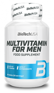 Biotech Usa Multivitamin For Men