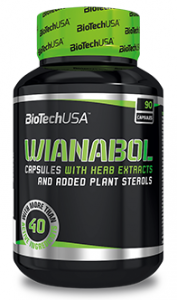 Biotech Usa Wianabol Testosterons, Komplekss