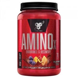 BSN Amino X BCAA Аминокислоты Во Время Тренировки