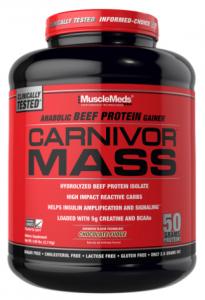 MuscleMeds Carnivor Mass Geineri