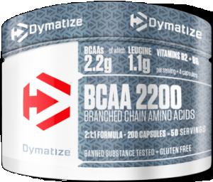 Dymatize BCAA 2200 Аминокислоты