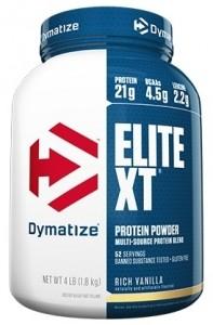 Dymatize Elite XT Kazeīns Proteīni