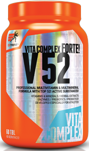 Extrifit V52 Vita Complex Sporta Multivitamīni