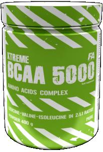 FA Nutrition BCAA 5000 Amino rūgštys