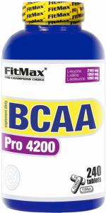 FitMax BCAA Pro 4200 Аминокислоты