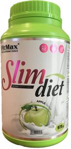 FitMax Slim Diet Maltītes Aizvietotāji Proteīni Svara Kontrole Sievietēm