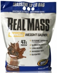 Gaspari Nutrition Real Mass Advanced Гейнеры