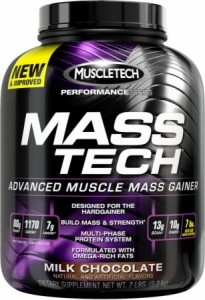 MuscleTech Mass-Tech Гейнеры