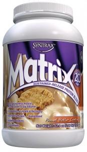 Syntrax Matrix 2.0 Казеин Концентрат Сывороточного Белка, WPC Протеиновый Kомплекс