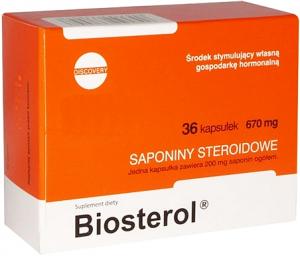 Megabol Biosterol Testosterons, Komplekss