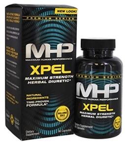 MHP XPEL Diurētiskas Udens Tabletes Svara Kontrole