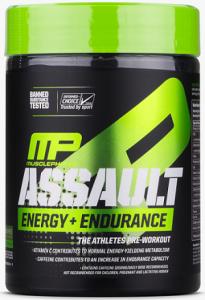 MusclePharm Assault Sport Pirms Treniņa Un Еnerģētiķi