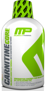 MusclePharm Carnitine Core Liquid Л-Карнитин Контроль Веса