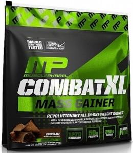 MusclePharm Combat XL Mass Gainer Geineri