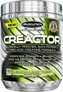 MuscleTech Creactor Kreatīns