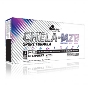 Olimp Chela MZB Sport ZMA Testosterone Level Support