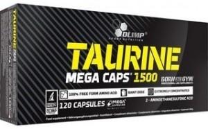 Olimp Taurine Mega Caps L-Taurīns Aminoskābes