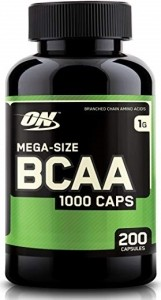Optimum Nutrition BCAA 1000 Aminoskābes