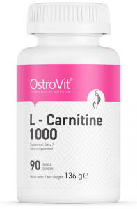OstroVit L-Carnitine 1000 Weight Management