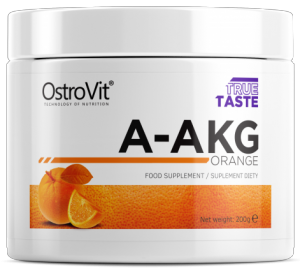 OstroVit A-AKG Nitric Oxide Boosters L-Arginine Amino Acids Pre Workout & Energy