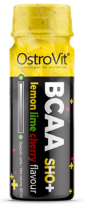 OstroVit BCAA Shot Aminoskābes Dzērieni Un Batoniņi