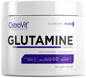 OstroVit Glutamine L-Glutamine Amino Acids Post Workout & Recovery