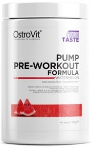 OstroVit Pump Pre-Workout Предтренировочные Комплексы Усилители Оксида Азота Пeред Тренировкой И Энергетики